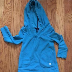 GAP Fleece pullover with hood
